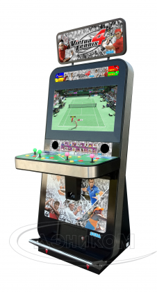 Virtua Tennis 4 от Sega