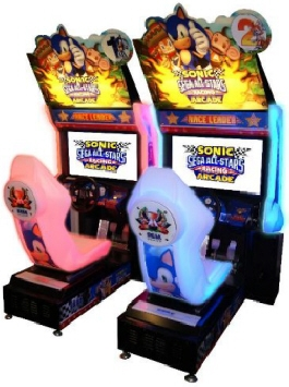 Sonic & Sega All-Stars Racing Arcade