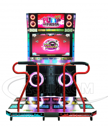 Pump It Up FIESTA от Andamiro