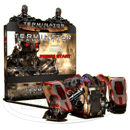 Terminator Salvation Super DLX от Raw Thrills
