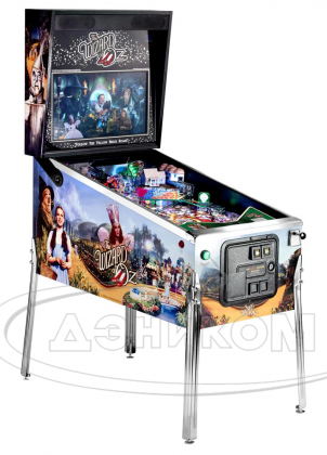 Wizard of Oz от Jersey Jack Pinball
