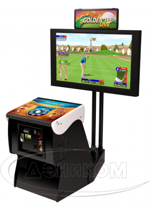Golden Tee LIVE 2011 от Incredible Technologies