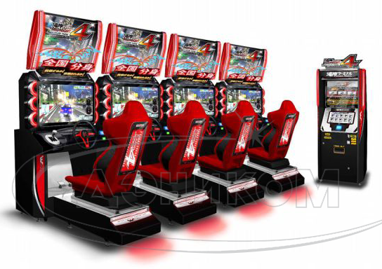 Wangan Midnight Maximum Tune 4 от Namco