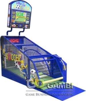The Simpsons Soccer