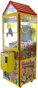 SWEET SHOPPE CANDY CRANE