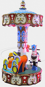 Angel Carousel