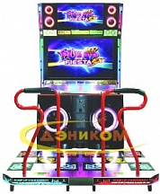 "Pump-It-UP ЕX 50"" Display Cabinet - ""FIESTA"""