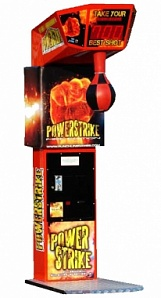 Power Strike 2012 Fire Edition