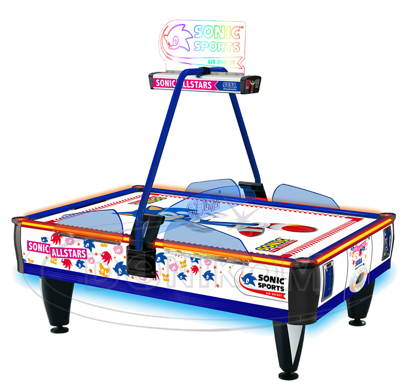 SONIC SPORTS AIR HOCKEY, 2-4 игрока