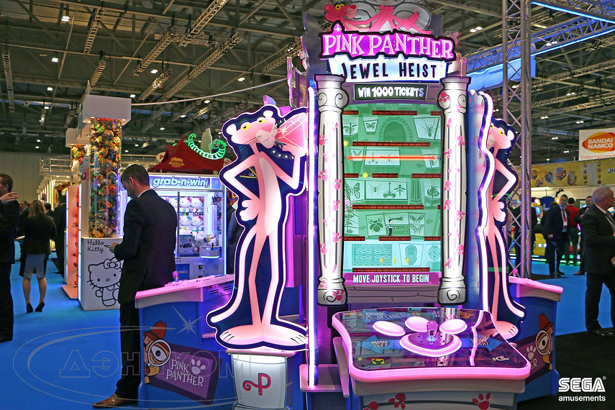 Pink Panther Jewel Heist