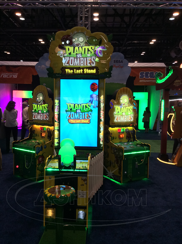 PLANTS VS. ZOMBIES  THE LAST STAND 60""