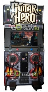 Guitar Hero II Arcade
