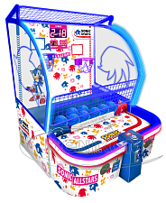 SONIC SPORTS KIDS BASKETBALL