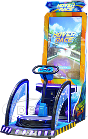 HOVER RACE